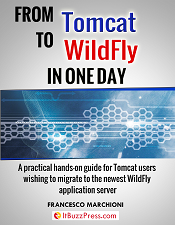from tomcat to jboss wildfly