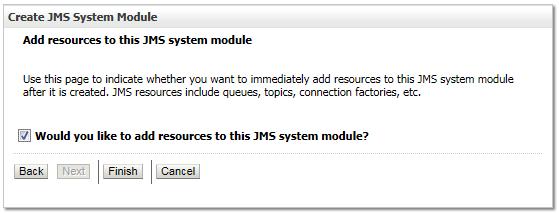 Oracle Weblogic JMS tutorial